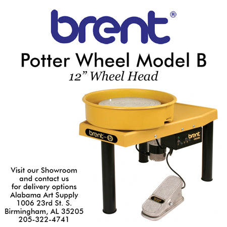 Brent Potter's Wheel Model B