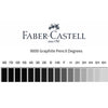 Faber-Castell 9000 Drawing Pencils