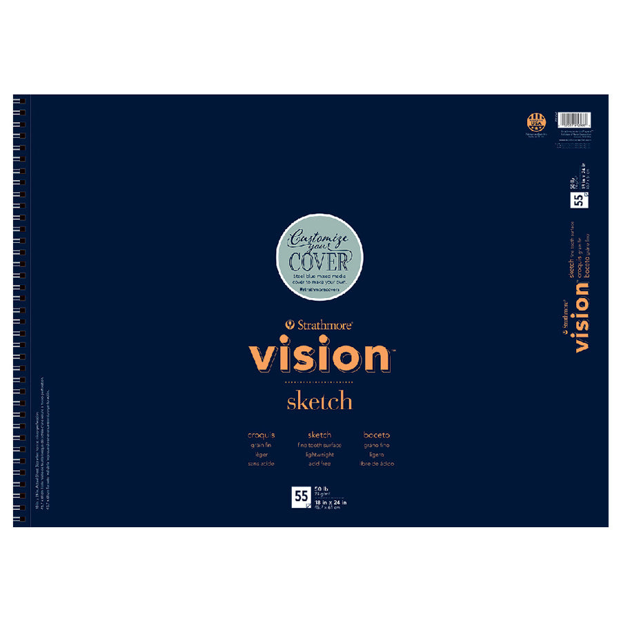 Strathmore Vision Sketch Pad