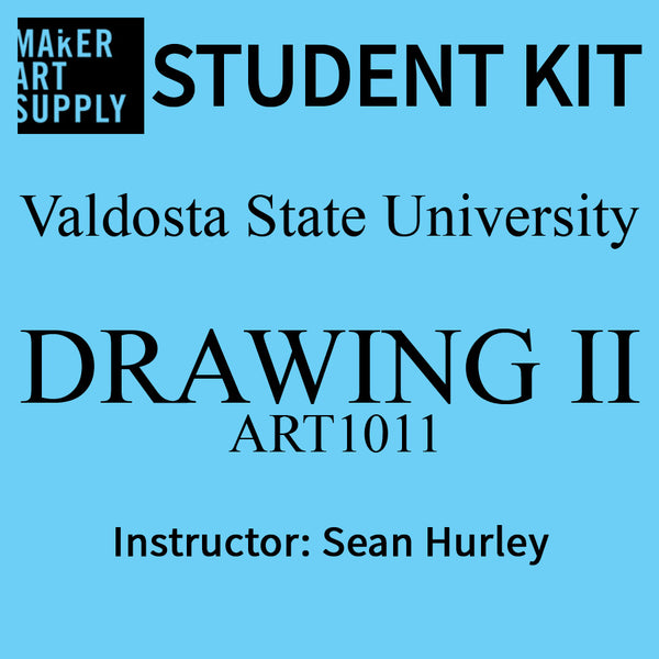 Student Kit: VSU Drawing II - Sean Hurley