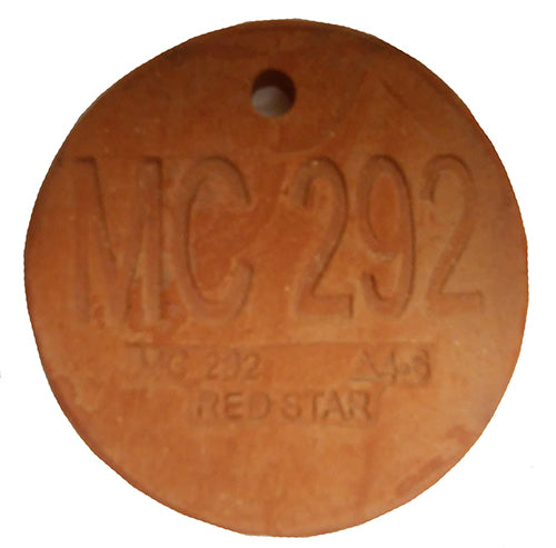 Alligator Clay MC 292 Red Star