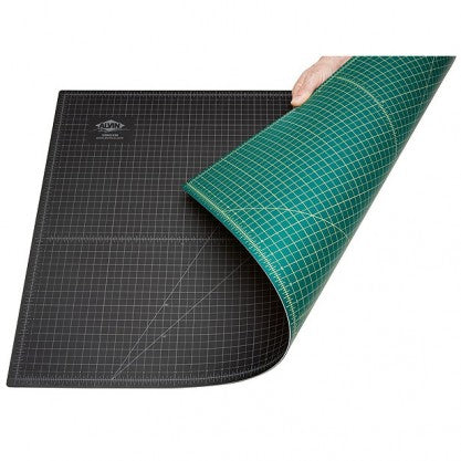 Alvin Cutting Mat, Green/Black