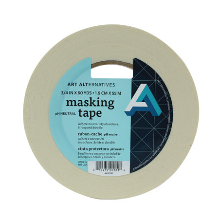 "Art Alternative Masking Tape, 3/4""x 60 yards"