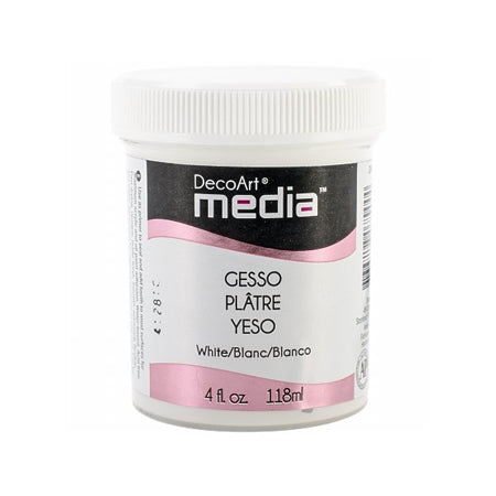 DecoArt Media Gesso, 4oz