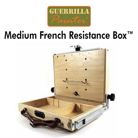 Guerrilla Painter Medium French Resistance™ Box