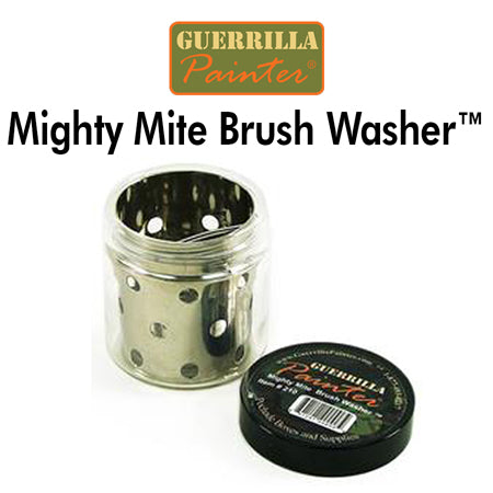 Guerrilla Painter Mighty Mite Brush Washer
