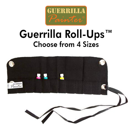 Guerrilla Painter Paint Tube Roll-Up™