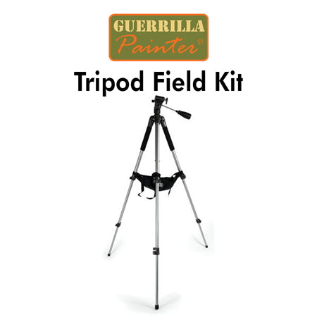 Guerrilla Painter Guerrilla Field Tripod Kit™