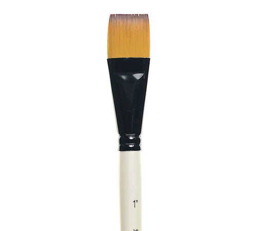 Simply Simmons Brush, Flat Wash 1""