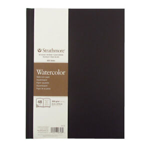 Strathmore 400 Series Watercolor Book