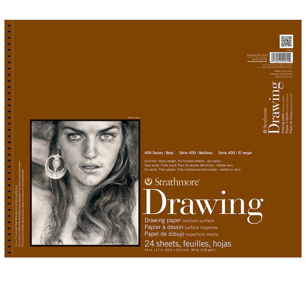Strathmore 400 Series Drawing Pad