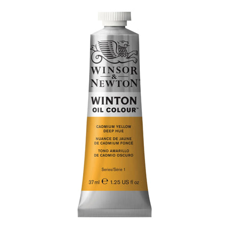 Winsor and Newton Winton Oil Colors, 37ml