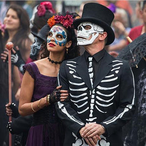 007 JAMES BOND Spectre Skeleton Skull Mask Scary Halloween Carnival Cosplay Masquerade Party Mask