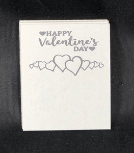 Valentine's Cards - 10 pack