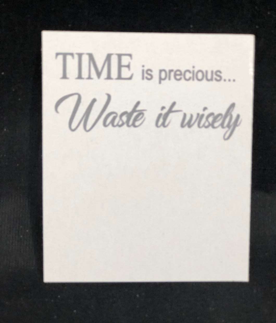 Waste It Wisely Card - 10 pack