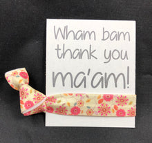 Wham Bam Thank You Ma'am Card - 10 pack