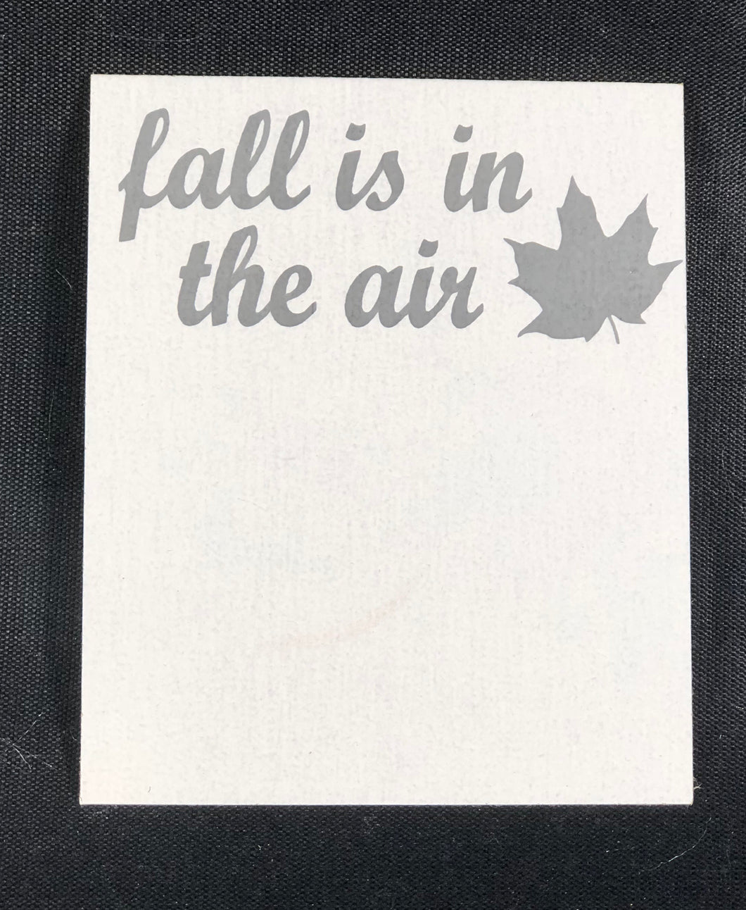 Fall is in the Air Card - 10 pack