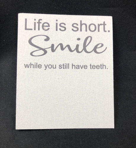Smile Card - 10 pack