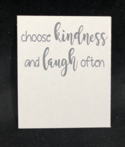 Choose Kindness Card - 10 pack