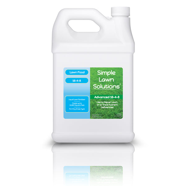 Lawn Food: 16-4-8 Complete Balanced NPK (1 Gallon)