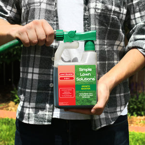Lawn Booster: Extreme Growth Booster (32 ounce)