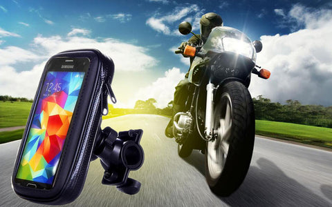 Bicycle Motorcycle Phone Support Holder