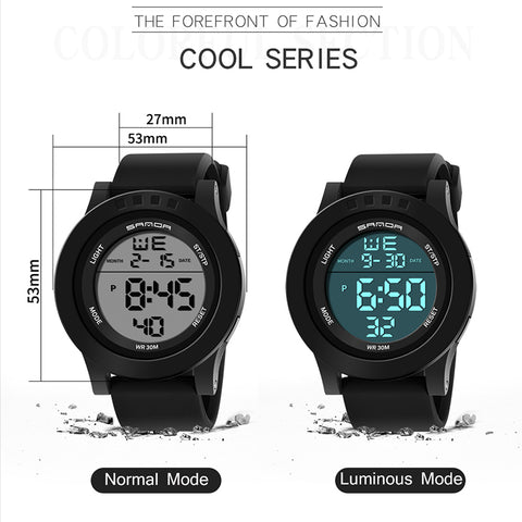 montre sport watch