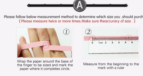 mensuration ring