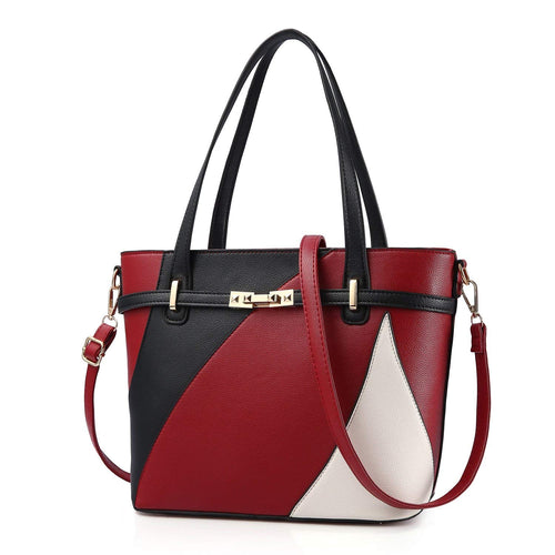 Top Handle Bags for Women Leather Tote Purses Handbags Satchel Crossbody Shoulder Bag form Nevenka