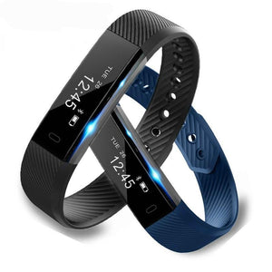 Fitness Tracker & Multi-Sport Tracking