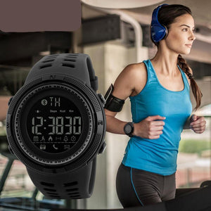 Fashion Pedometer Sport Bluetooth Smart Watch