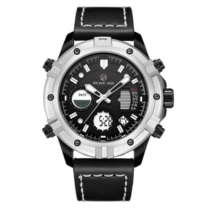 Fashion Luxury  Men Waterproof Military Sports Watches