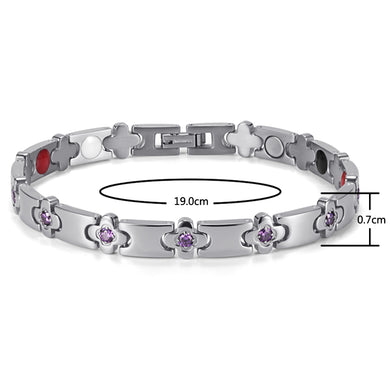Women Therapy Energy Bracelet | Fanatic Deal