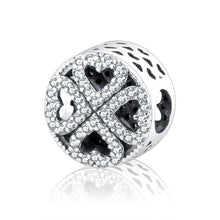 Sterling Silver Charms Fit Original Pandora Bracelets