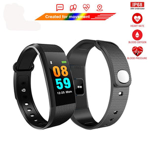 Smart Wristband Unisex Watch