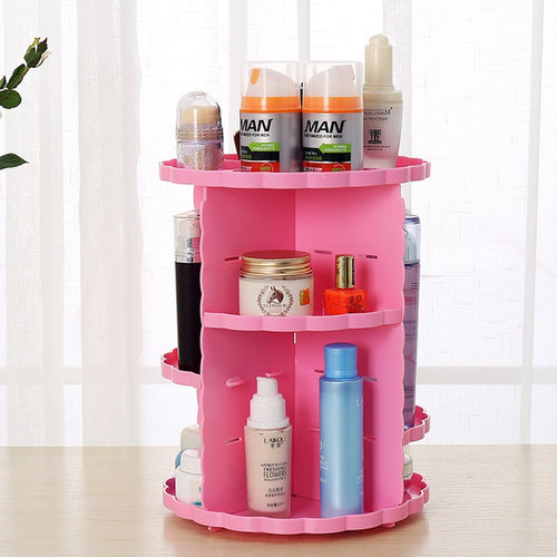 Makeup  Cosmetic Organizer Rack | Fanatic Deal