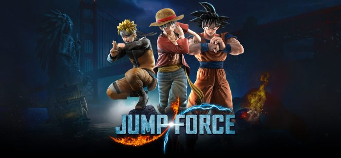 RiMO play inicia pré-venda de Jump Force
