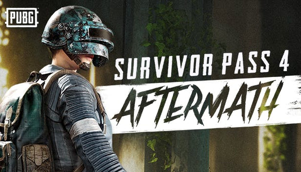 PUBG - Survivor Pass 4: Aftermath  - (DLC)