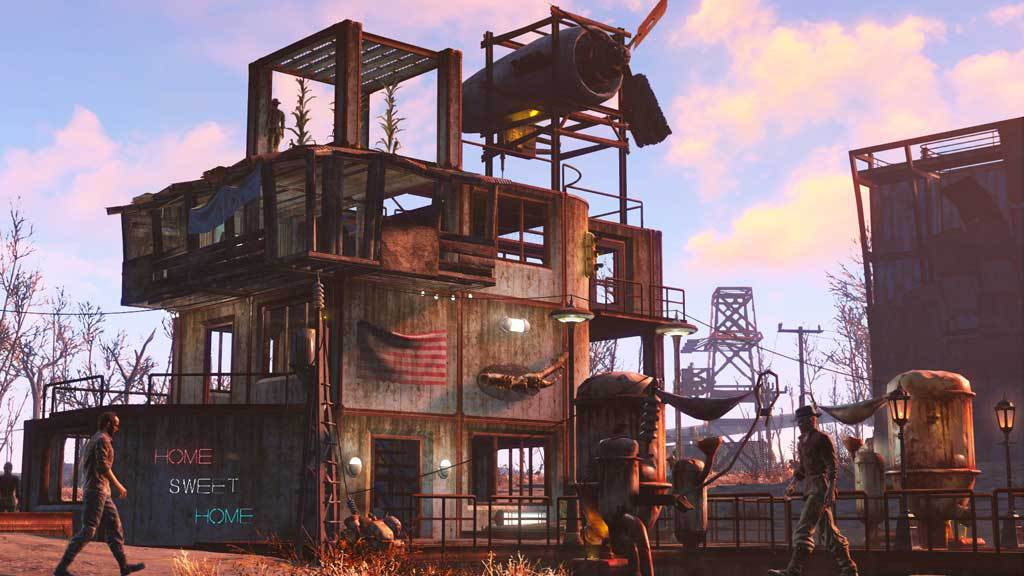 Fallout 4 - Wasteland Workshop