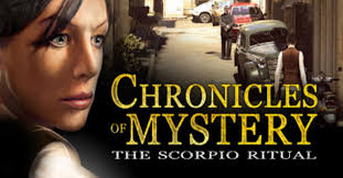 Chronicles of Mystery - The Scorpio Ritual