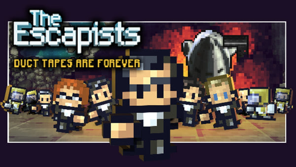 The Escapists: Duct Tapes are Forever - DLC