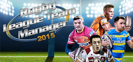 Rugby League Team Manager 2015