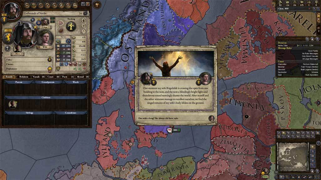 Crusader Kings II: Monks & Mystics - DLC
