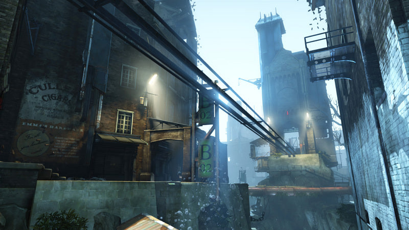 Dishonored: Dunwall City Trials (DLC)