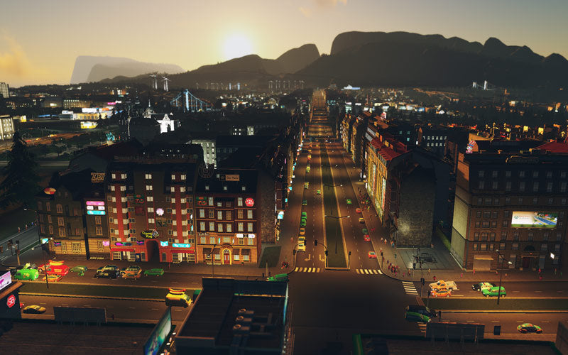 Cities: Skylines - After Dark - DLC