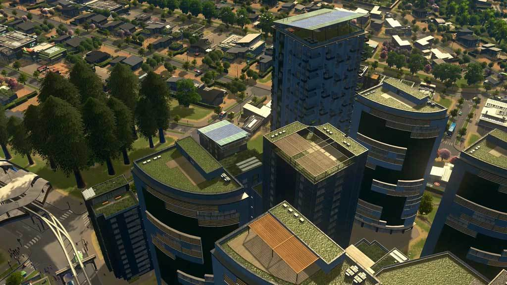 Cities: Skylines - Green Cities  - DLC