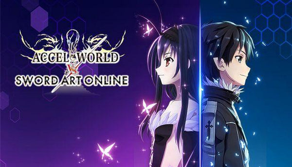 Accel World x Sword Art Online