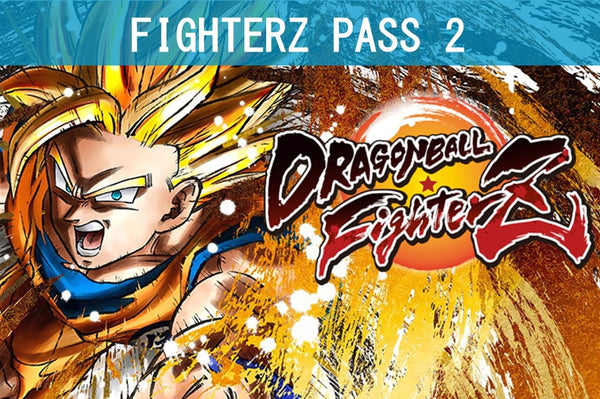 Dragon Ball FighterZ - FighterZ Pass 2 - DLC