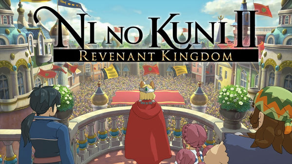 Ni No Kuni II: Revenant Kingdom Princes' Edition (Deluxe Edition)