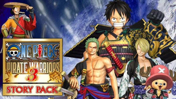 One Piece Pirate Warriors 3 Story Pack - DLC